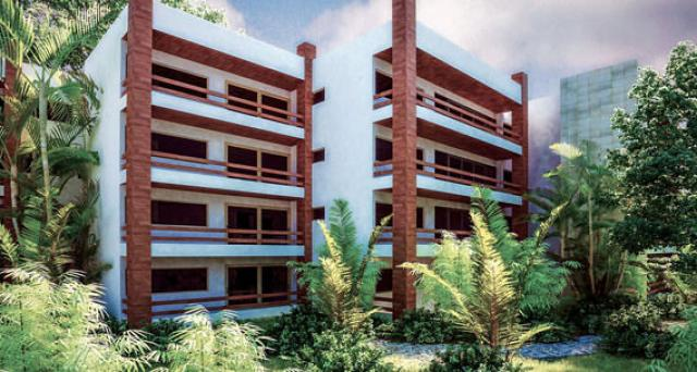 Condos with Great Design and Finishes in Cozumel