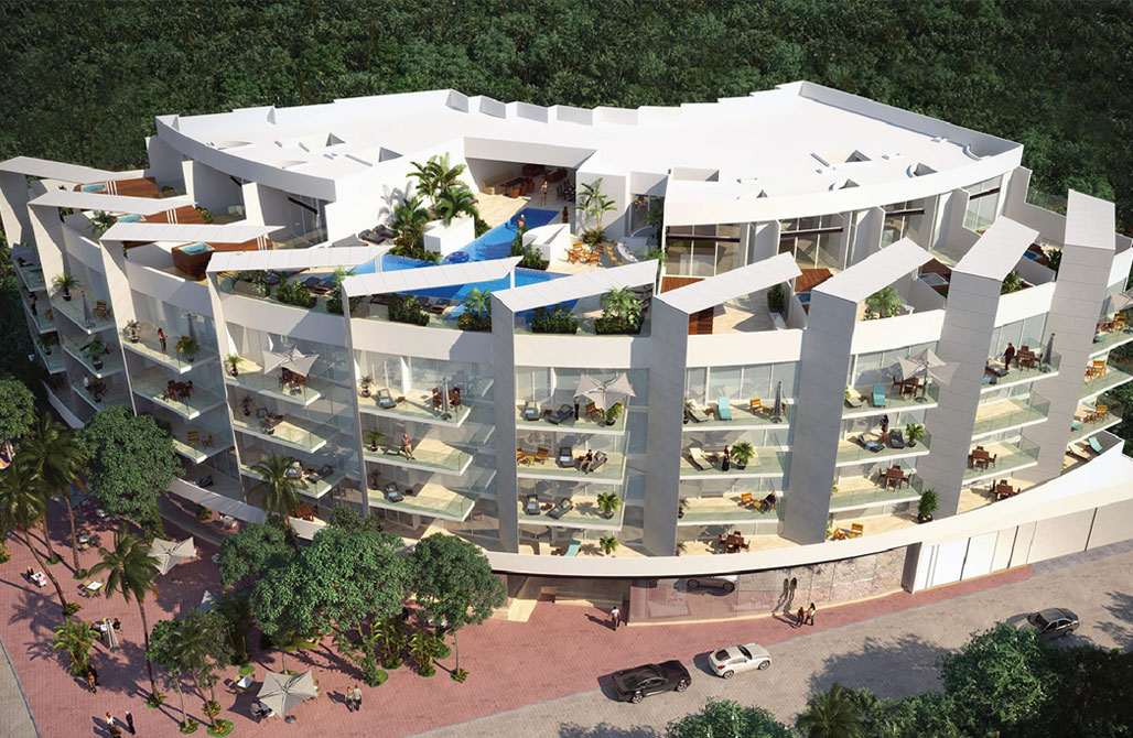 1 Bedroom Condo... a Few Steps From the Beach!! Master Plan