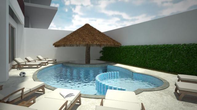 Island view Cancun