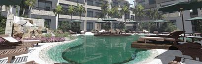 Luxury living at an affordable price, Laguna Azul Tulum.