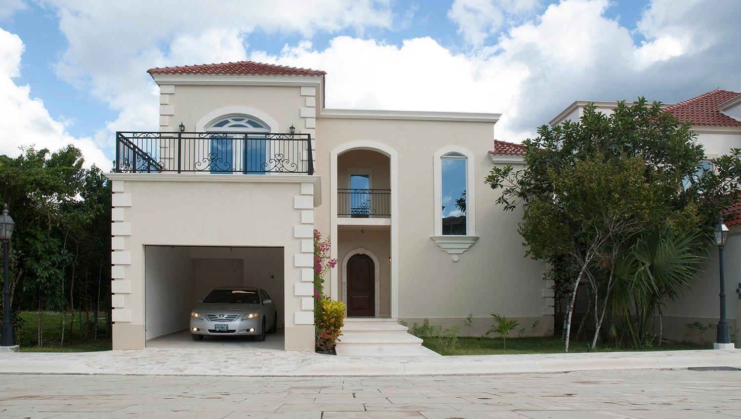 Luxurious residence in an exclusive residential area, 3 bedrooms