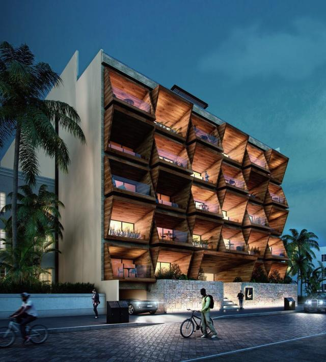 L Condos in Playa del Carmen</b>