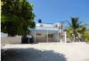 Beachfront Corner House in Chicxulub property for sale