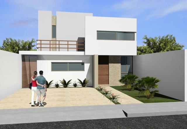 Casa en venta en sodzil al norte de m rida yucatan - Mi casa merida ...