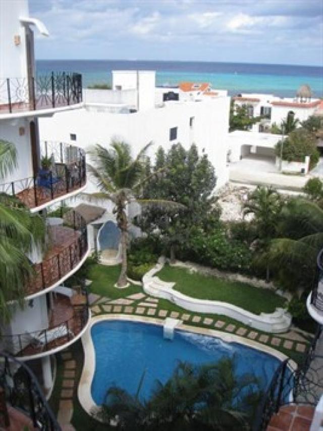 4837 Live in Cozumel!! Paradise  - Condo