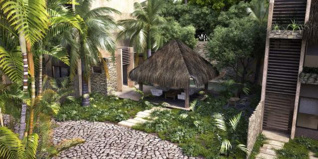 Eco Chic Villa 3 Bedroom in Tulum
