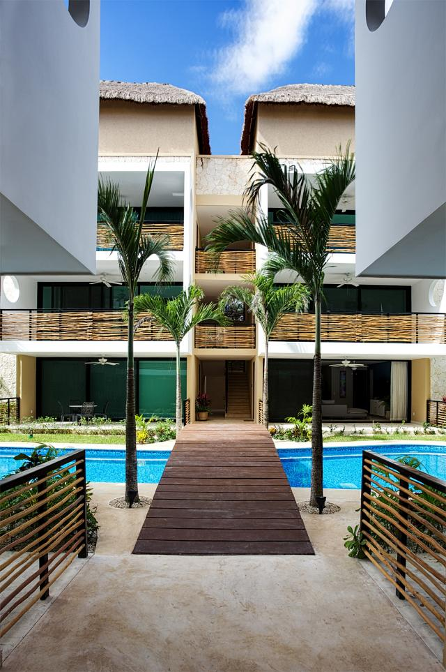 2-Bed Condo Located in the Nicest Zone in Tulum