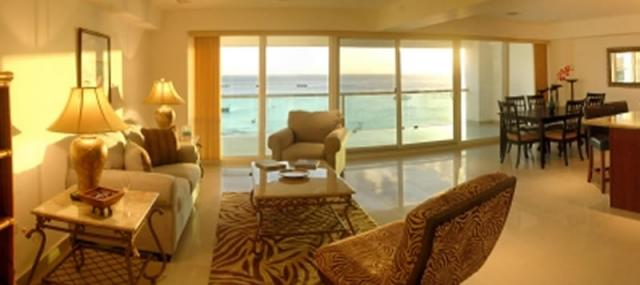 Beautiful Penthouse 3 bedrooms condo in Cozumel