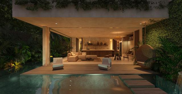 13851 Enjoy a new life surrounded by natural jungle  - Condo
