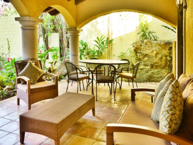 Beautiful Mexican hacienda in Playacar fase 1 property for sale