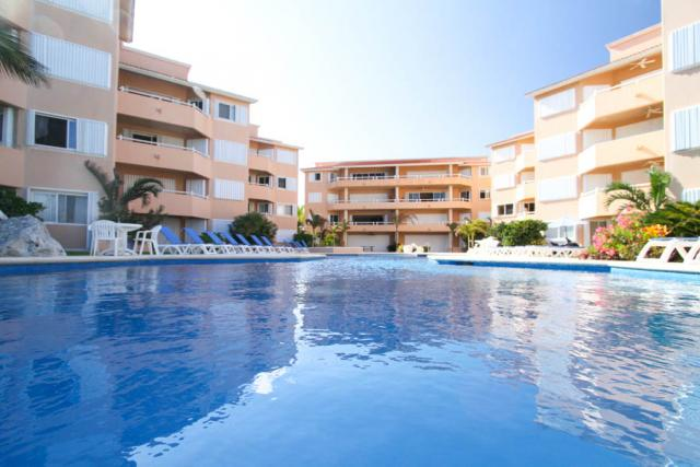 14241 Amazing apartment in Puerto Aventuras view of the  - Home