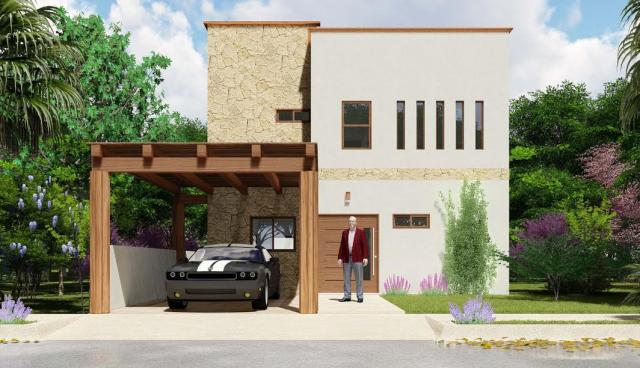 14363 New 3-bedroom house, Riviera  - Home