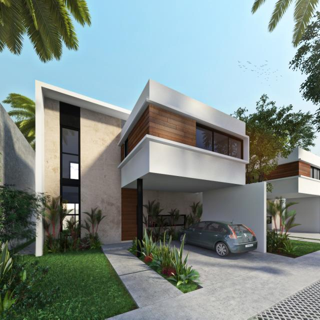 14517 Three-bedroom house , Exclusive Residential Arcos de  - Home