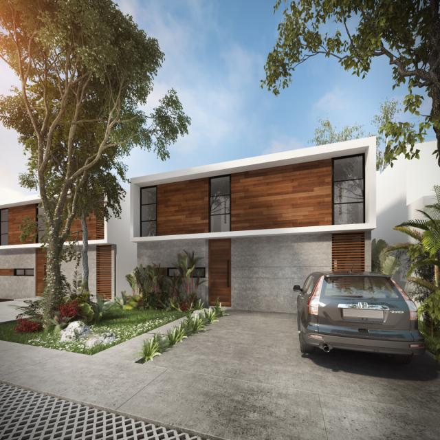 14521 Beautiful 3 bedroom house in a new exclusive  - Home
