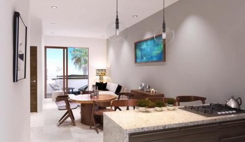 Two bedroom Penthouse in Sirenis, Akumal property for sale