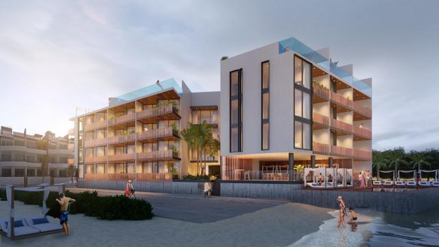 16924 Amazing Studio in Exclusive Beachfront Residential  - Condo