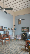 Downtown Colonial House with Bed & Breakfast Running in Merida property for sale