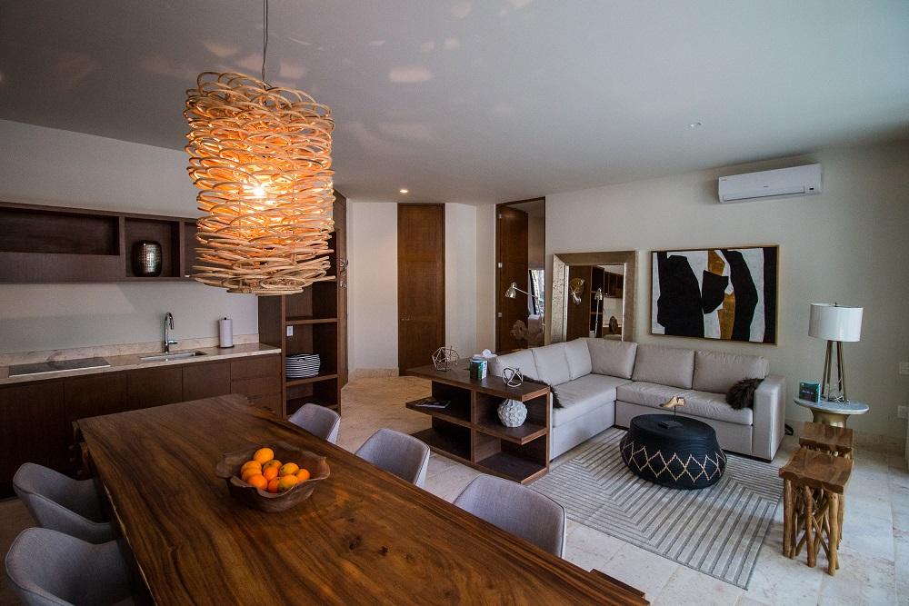 Puerta-Azul---luxurious-condominium-in-Luum-Zama-Interior-Kitche