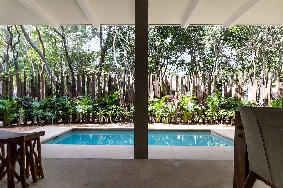 Puerta-Azul---luxurious-condominium-in-Luum-Zama-Interior-Pool