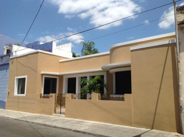 Majestic Colonial House in Santa Lucia, in Downtown Merida property for sale