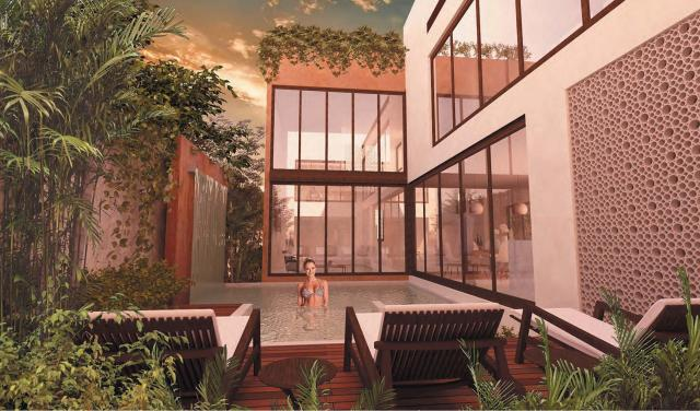 Luxurious Villa in Aldea Zama property for sale