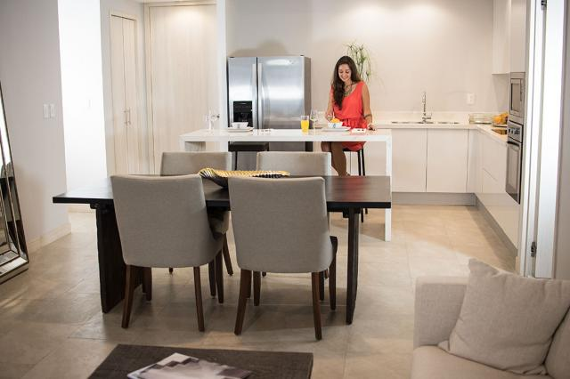 18060 Residential Project Located in the Heart of Ciudad  - Condo