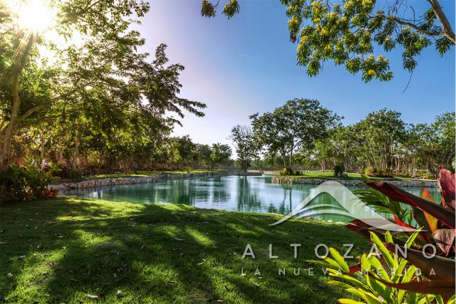 Lots in Private Rio in Development Altozano in Merida property for sale
