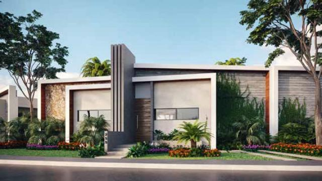 Incredible House in Closed Communnity in Puerto Aventuras