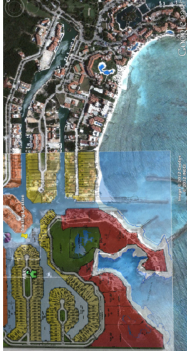 Residencial Lot Puerto Aventuras property for sale