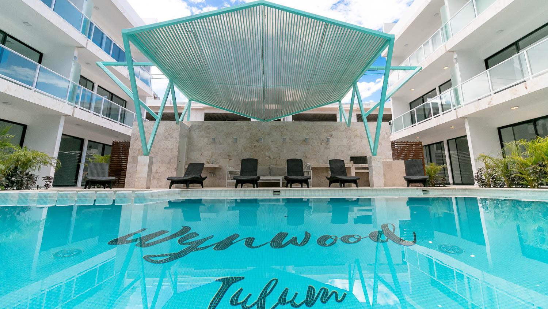 Wynwood---2-Bedroom-Condos-in-Villas-Tulum-Exterior-Pool