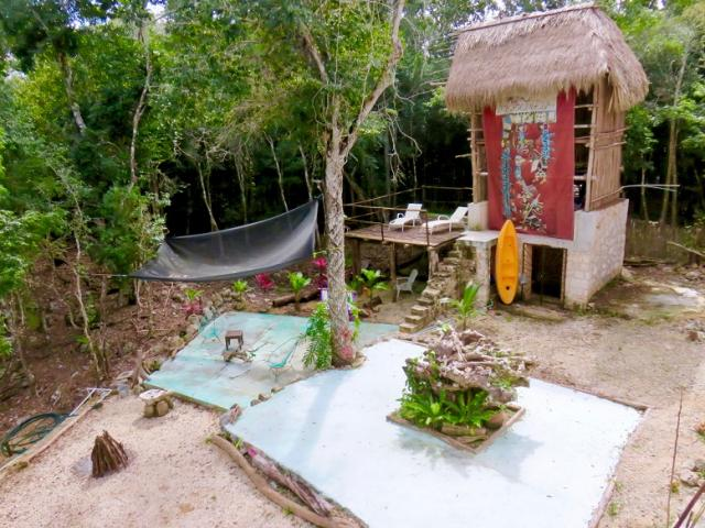 Jungle retreat in Tulum property for sale