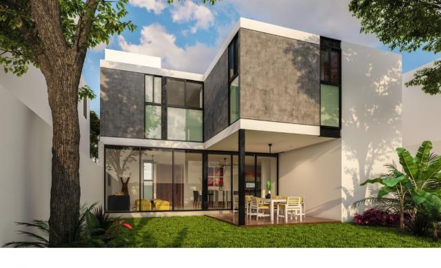 Modern 3 bedroom house Mod.183 property for sale