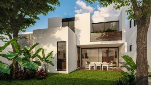 Modern 3 bedroom house with family room Mod. 225 property for sale