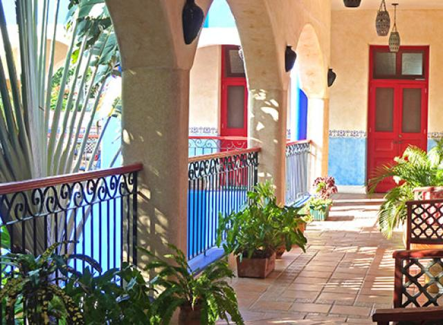 Colonial Hotel in the Historic Center property for sale