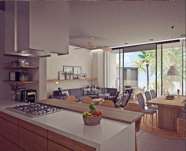 18391 Incredible PH of 2 Bedrooms Located in Residencial El  - Condo