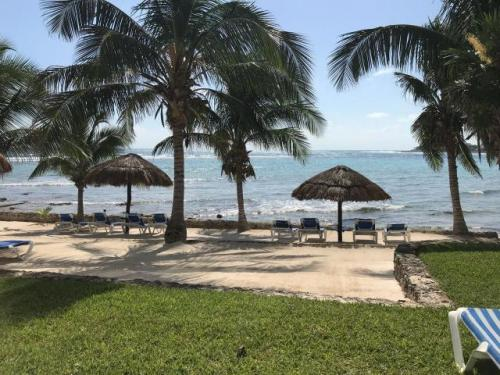 Wonderful Ocean View Condo Akumal property for sale