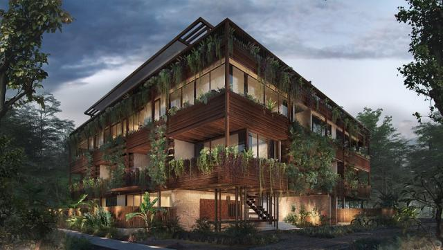 NUUCH Allure, Eco-friendly condos in Luum Zama