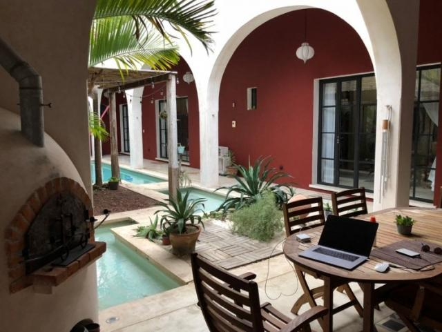 Beautiful 4B House in Downtown Merida property for sale