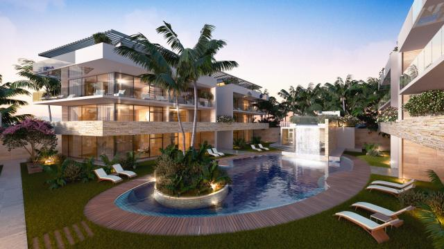Modern studio in Tulum's main squares. property for sale