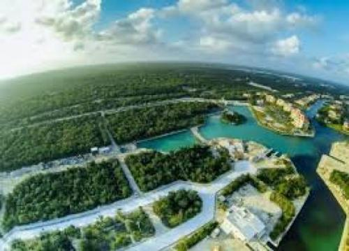 Unique lot for sale in Puerto Aventuras property for sale