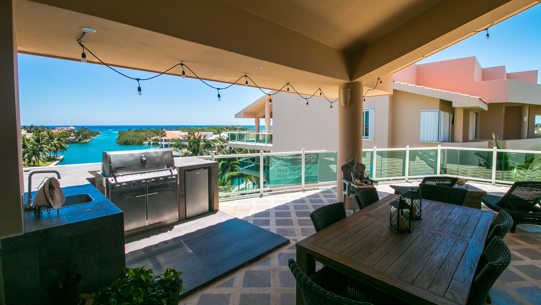 Penthouse3-bed-ocean-view-puerto-aventuras-View