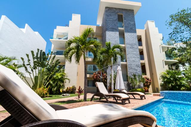 Quiet Escape - 2 bedroom 2 bath condo in El Cielo property for sale