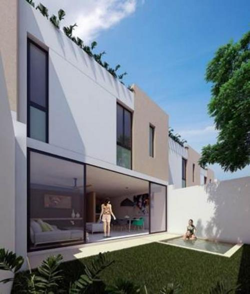 Beautiful Town Houses in Dzitya (North of Merida) property for sale