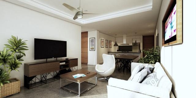 Beautiful 1 bedroom condo in exclusive area property for sale