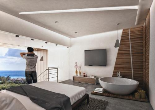 Amazing studio with a Unique Style in Playa del Carmen property for sale