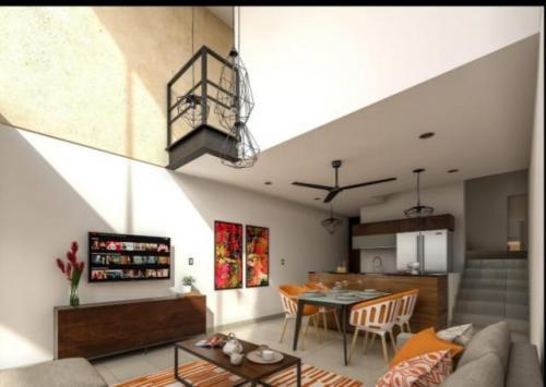 Beautiful Loft Sao Presale in Temozon property for sale
