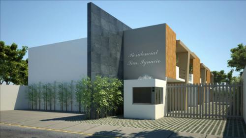 Town House in Santa Gertrudis Copo Merida property for sale