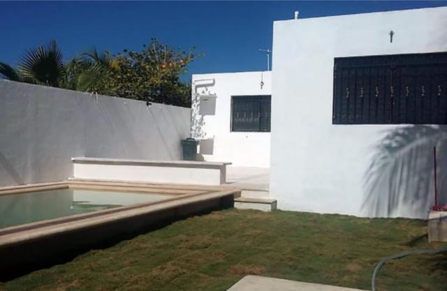 Nice House 328 ft from the Sea in Chicxulub, Progreso, Yucatan