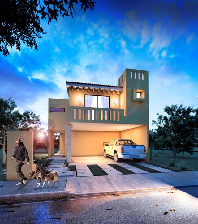 19194 Stunning House in Residential Area with Exponential  - Home