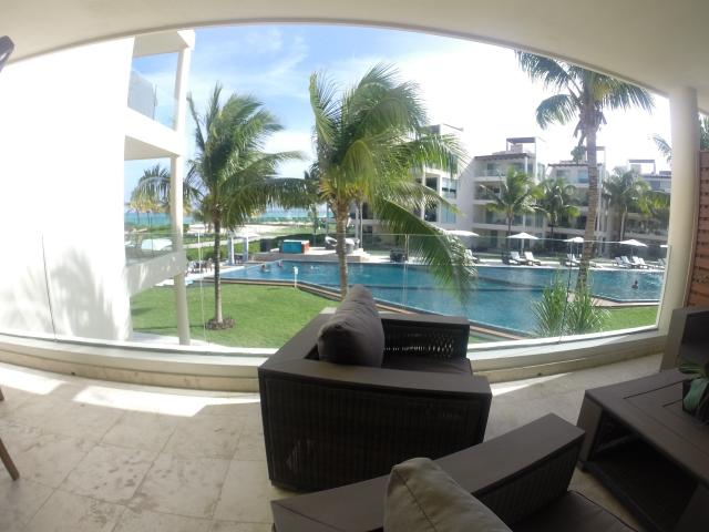 Magnificent 2 bedroom condo with stunning views of the Caribbea property for sale